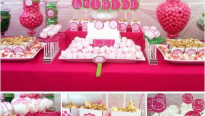 Hello Kitty Decorations for Birthday Party Hello Kitty Party Ideas Everything Kitty