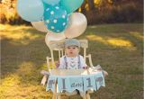 High Chair Decorations for 1st Birthday 1st Birthday Boy I Am One Highchair Banner I Am 1 High