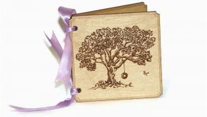 High End Birthday Cards Personalized Greeting Card High End Gift Card Wood Greeting