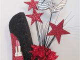 High Heel Birthday Decorations One Of Our Most Popular Birthday Centerpieces are the One