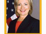 Hillary Clinton Birthday Card Funny Birthday Card Quot Official Hillary Birthday Quot From