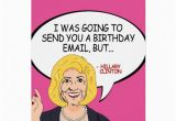 Hillary Clinton Happy Birthday Card Birthday Greeting Cards On Facebook Facebook Auto Design