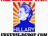 Hillary Clinton Happy Birthday Card Free Birthday Stuff Hillary Clinton Free Bday Card