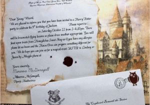 Hogwarts Birthday Invitation Template October 2011 thefrugalcrafter 39 S Weblog