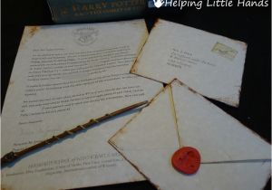 Hogwarts Birthday Invitation Template Pieces by Polly Harry Potter Birthday Party Tips