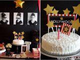 Hollywood Birthday Party Decorations Kara 39 S Party Ideas Hollywood Glam Birthday Party Kara 39 S