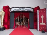 Hollywood Birthday Party Decorations Kara 39 S Party Ideas Hollywood Oscars 1st Birthday Party
