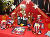 Hollywood Birthday Party Decorations Movie Party Ideas Hollywood Party theme Party Delights