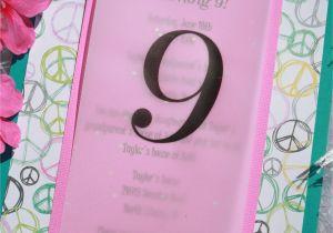 Homemade 1st Birthday Invitations Innovative Invitation Card Ideas 4