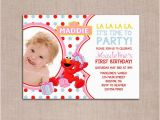 Homemade Elmo Birthday Invitations Diy Elmo Birthday Invitations Www Imgkid Com the Image
