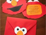 Homemade Elmo Birthday Invitations Elmo Birthday Party and What You Need for It Home Party