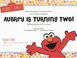 Homemade Elmo Birthday Invitations Homemade by Holman Aubrey 39 S Elmo Birthday Party