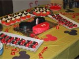 Homemade Mickey Mouse Birthday Decorations Homemade Happiness Mickey Mouse Birthday Party