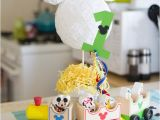 Homemade Mickey Mouse Birthday Decorations Kara 39 S Party Ideas Mickey Mouse Diy Party Kara 39 S Party Ideas