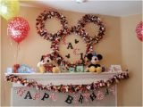 Homemade Mickey Mouse Birthday Decorations Trends Homemade Mickey Mouse and Minnie Mouse Parties On
