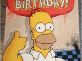 Homer Simpson Birthday Cards A Very Figgy Birthday and A Super Happy Wookieethe