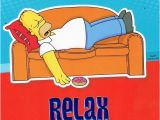 Homer Simpson Birthday Cards Free the Simpsons Birthday Greeting Cards