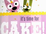 Hoops and Yoyo Birthday Card Hoops Yoyo Birthday Cake Youtube