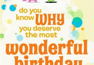 Hoops And Yoyo Birthday Card Wonderful Funny Sound Greeting