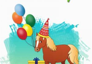 Horse Birthday Cards Free Printable 6 Best Images Of Free Printable Horse Birthday Cards