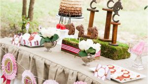 Horse Decorations for Birthday Party Adorable Girl Birthday Party Ideas