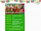 Horse Racing Birthday Invitations Horse Racing Birthday Invitation Racing Birthday Party