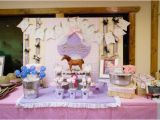 Horse themed Birthday Party Decorations Kara 39 S Party Ideas Girl Vintage Horse Cowboy themed 5th