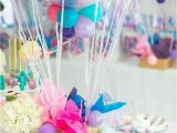 Hot Air Balloon Birthday Party Decorations Kara 39 S Party Ideas Girly Hot Air Balloon Birthday Party