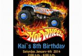 Hot Wheel Birthday Invitations Hot Wheels Birthday Party Invitations Drevio Invitations