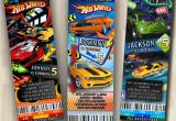 Hot Wheel Birthday Invitations Hot Wheels Party Invitations Cimvitation