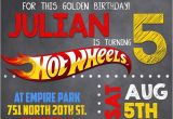 Hot Wheel Birthday Invitations Novel Concept Designs Hot Wheels Birthday Party