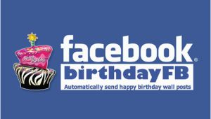 How Do You Put Birthday Cards On Facebook How to Schedule Your Facebook Birthday Greetings In