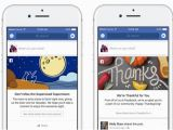 How Do You Send Birthday Cards On Facebook Facebook Brings Google Doodle Like Messages to News Feed