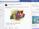 How Do You Send Birthday Cards On Facebook Send Free Awesome Birthday Cards to Your Friends On