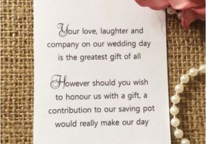 How To Ask For Gift Cards On A Birthday Invitation 25 Best Ideas About Wedding