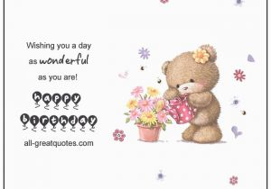 How to Create Birthday Card On Facebook Happy Birthday Wishing You A Day Wonderful as You Free