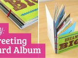 How to Create Birthday Card with Photo How to Make A Greeting Card Album Youtube