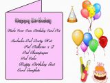 How to Create Your Own Birthday Card Birthday Cards Make Your Own Xcombear Download Photos