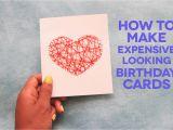 How to Create Your Own Birthday Card I Like Fall Diy Blog Diy Fun Fancy Pancy Birthday Cards