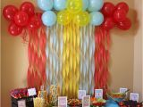 How to Decorate Birthday Party Table 13 Creatives Ideas to Create Birthday Table Decorations