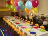 How to Decorate Birthday Party Table Beautiful Table Decoration for A Kids Birthday Party How