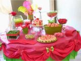 How to Decorate Birthday Party Table Home Birthday Party Table Decoration Ideas Doovi
