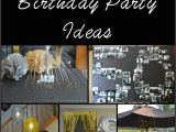 How to Decorate for A 50th Birthday Party How to Throw A 50th Birthday Bash Simplistically Living