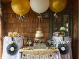 How to Decorate for A 50th Birthday Party My Parties Country Music Awards 9th Birthday Party 50th