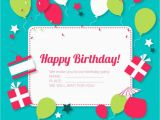 How to Design A Birthday Invitation Card Free Download Birthday Invitation Best Party Ideas