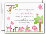How to Design A Birthday Invitation Card Kids Birthday Invitations Kids Birthday Invitations