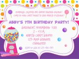 How to Design A Birthday Party Invitation 15 Party Invitations Excel Pdf formats