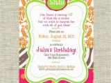 How to Design A Birthday Party Invitation Create Easy Kids Birthday Invitation Wording Ideas