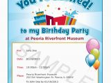 How to Invite Birthday Party Invitation Email Birthday Invitations Email Birthday Invites Invite