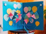 How to Make A Big Birthday Card Paper Mementos Crafting Days A Big Happy Birthday Card